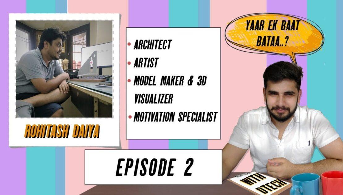 Yaar Ek Baat Bataa? [ live ] | Episode 2 | With Rohitash Daiya