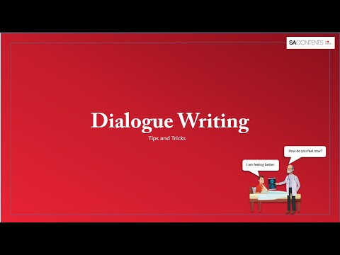 Dialogue Writing in English | How to Write a Dialogue | Tips and Tricks - CBSE NCERT