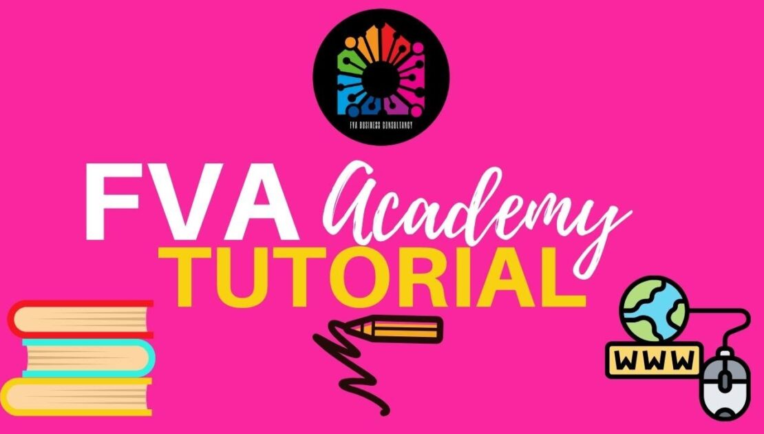 FVA Academy Tutorial   FVA Business Consultancy