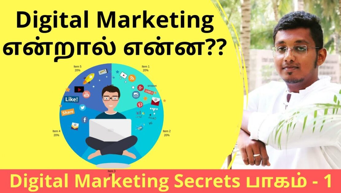 What is mean by Digital Marketing | Digital Marketing Secrets & Tips