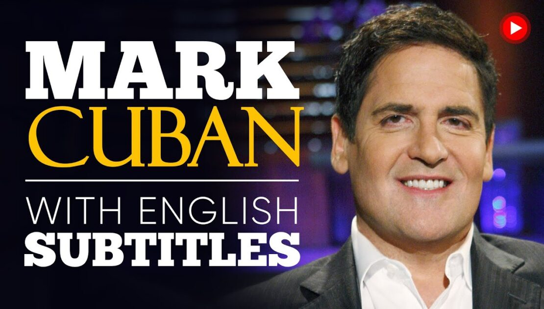 ENGLISH SPEECH | MARK CUBAN: Entrepreneurship Mindset (English Subtitles)