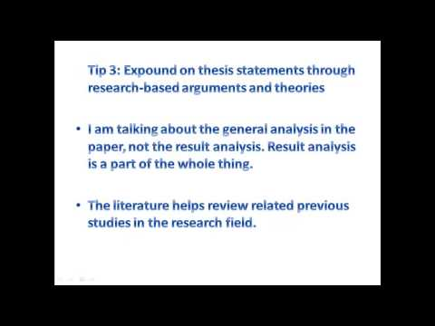 English paper help:5 Tips for writing English Papers successfully