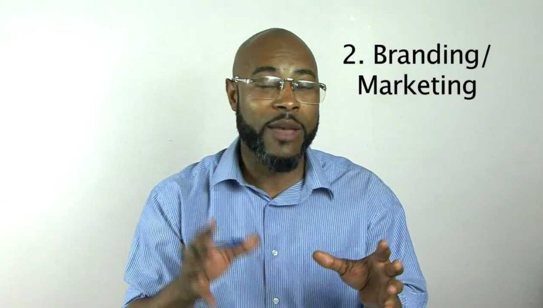 3 Components of Entrepreneurship - #2: Branding