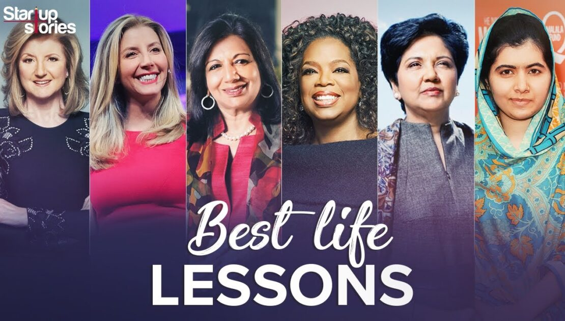 Life Lessons by Women Entrepreneurs | Best Motivational Video | Oprah Winfrey | Indra Nooyi