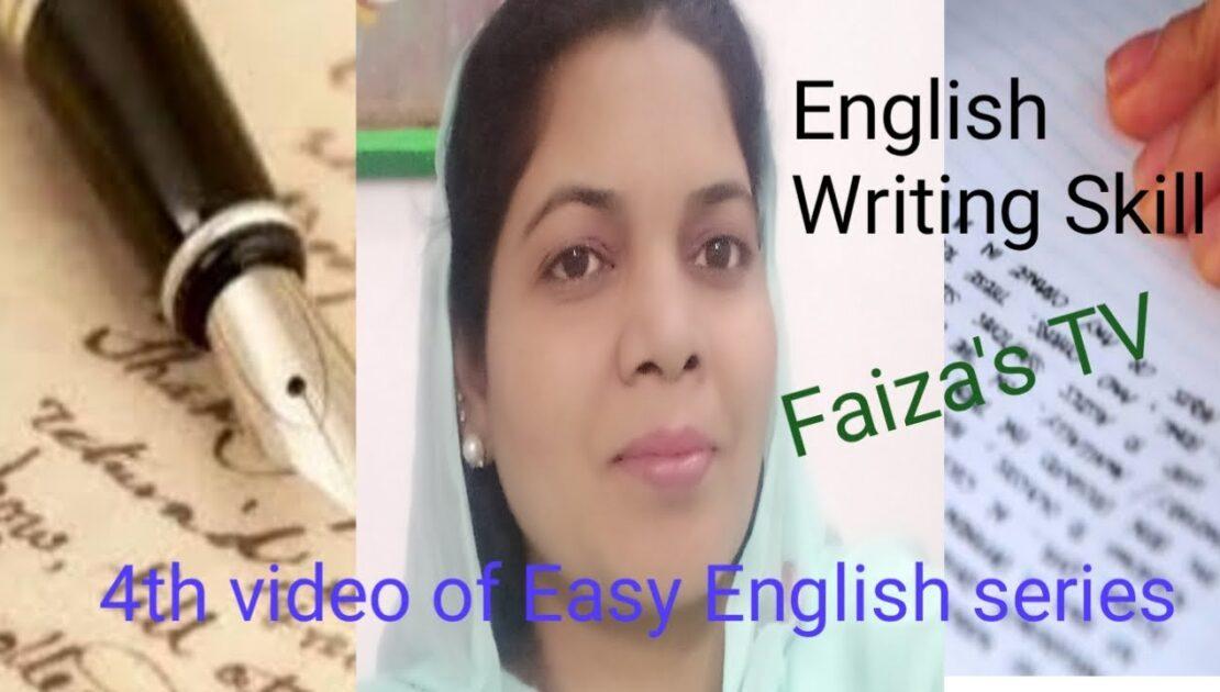 Tips to improve English writing skills, English  writing ko kese better karen