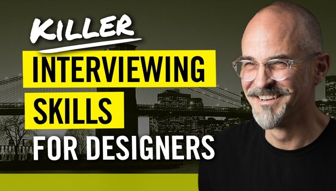 Interviewing Skills For Graphic Designers and Creative Professionals