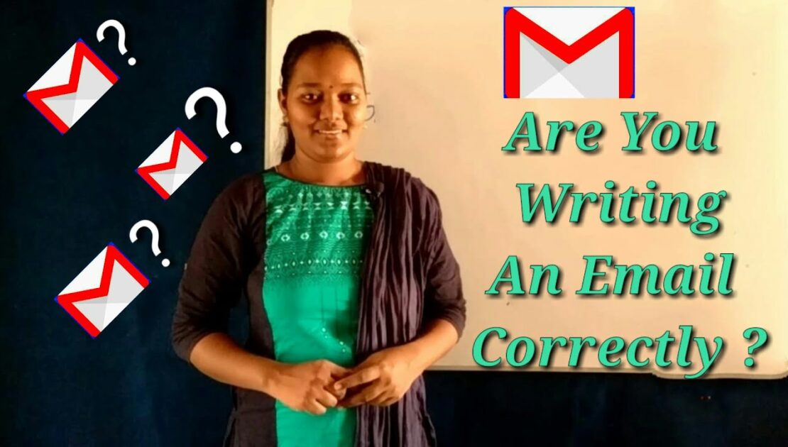 Email Writing Tips | Happy Learning Spoken English With Sri