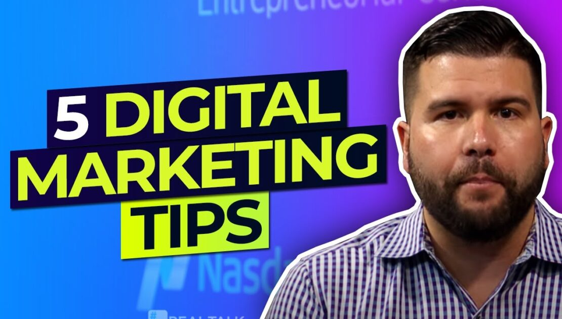 Marketing Tips For 2017: 5 Winning Strategies – Real Talk With Carlos Gil Episode 13