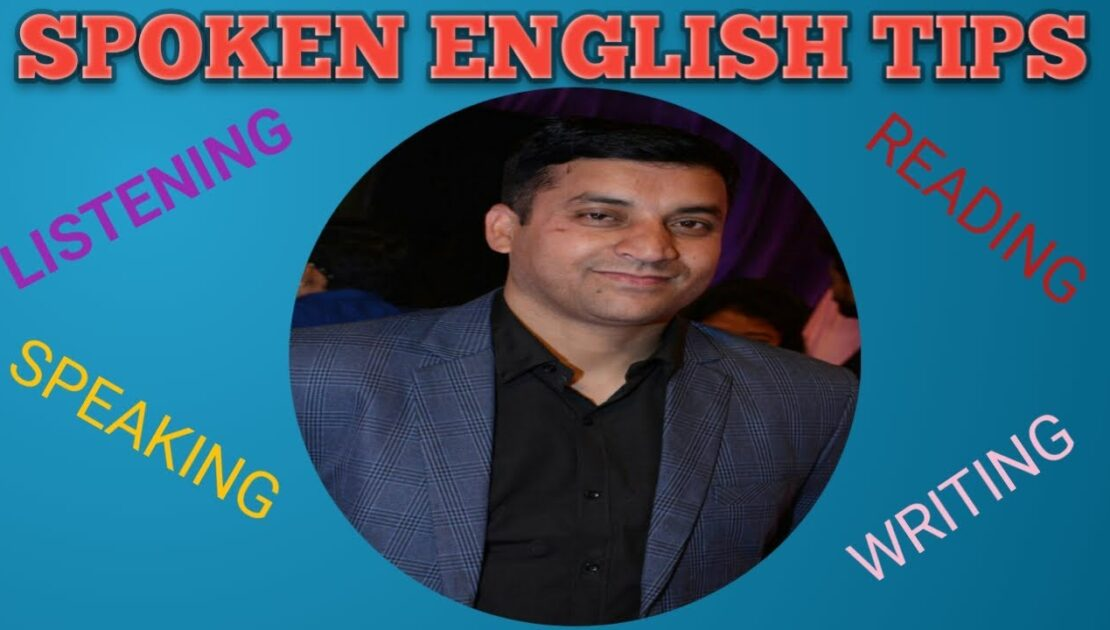Spoken English Tips for Beginners- Listening, Speaking, Reading, Writing