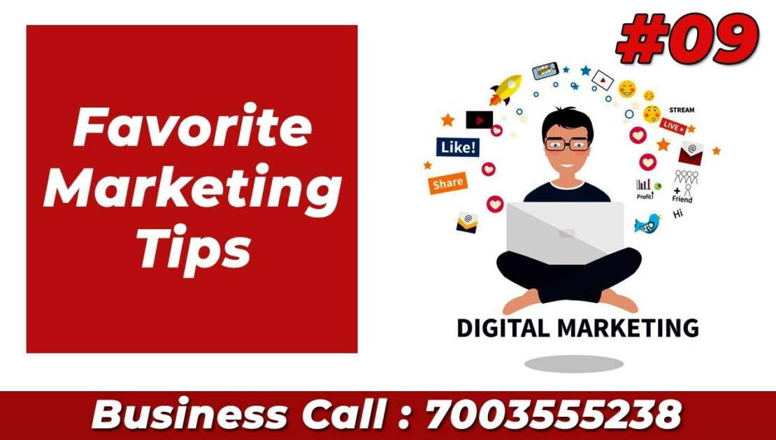 My Favorite Digital Marketing Tips in This Year 2020