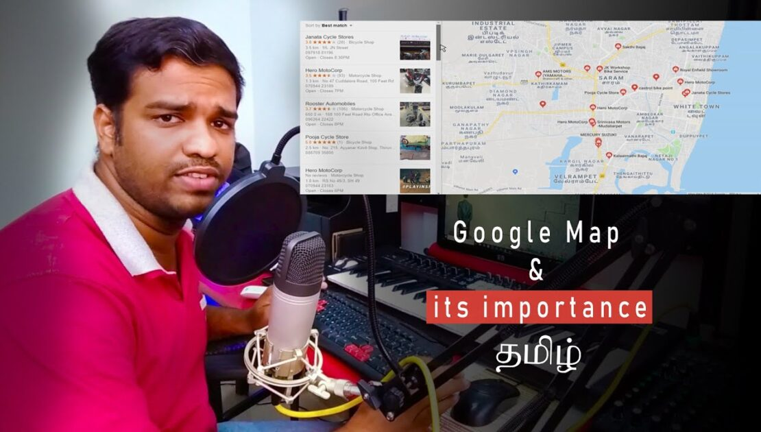 Digital marketing tips in tamil, How to get more customers from Google Maps / Google My Business