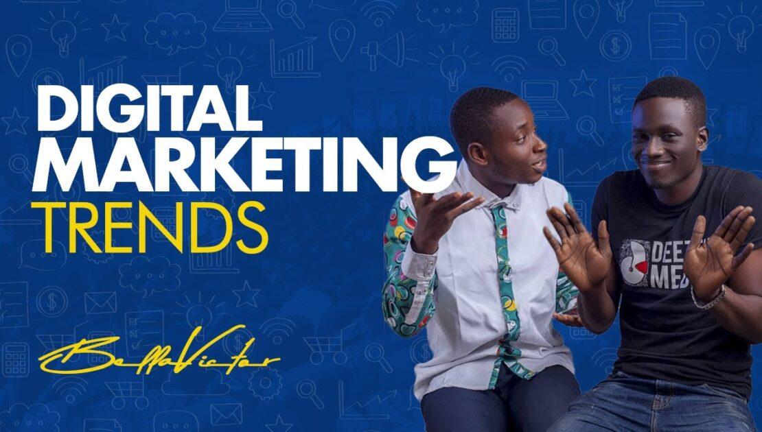 Digital Marketing Trends 2019 - Marketing Tips & Strategies | Bella Victor