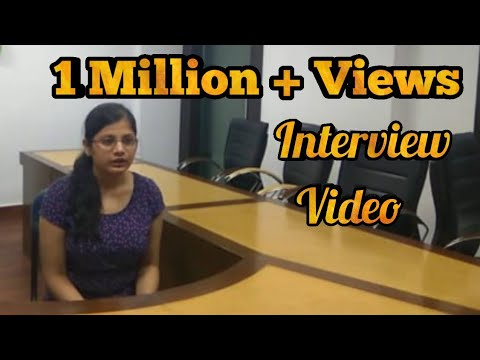Interview for IT Company like Tata consultancy services || TCS ( With English subtitles)