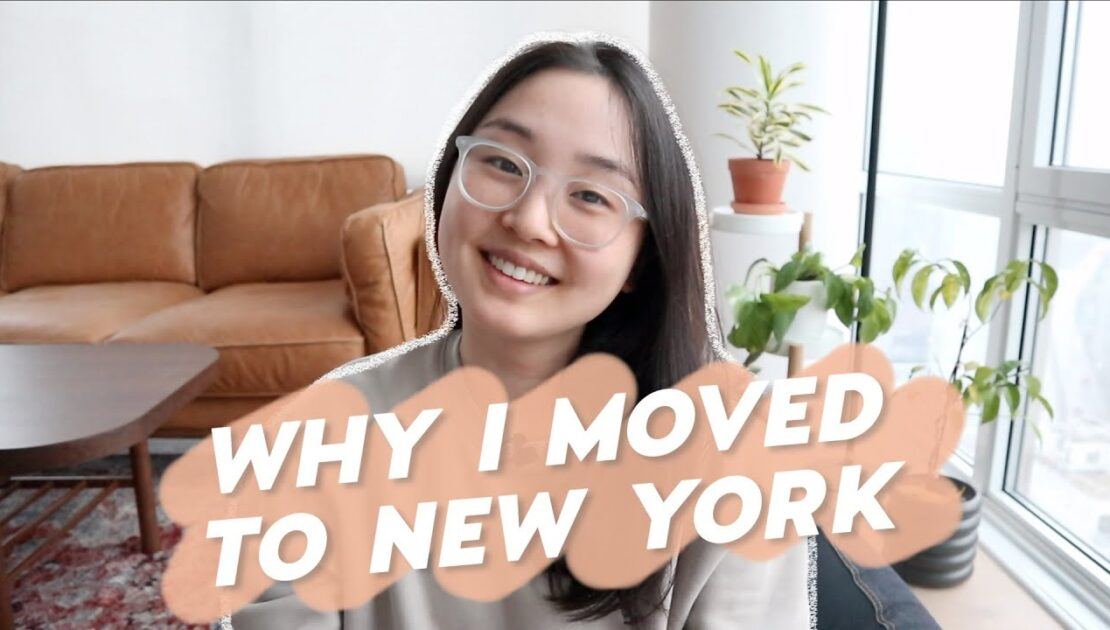 Why I Moved to New York + How to Start in Consulting | ASK KCHOI #3