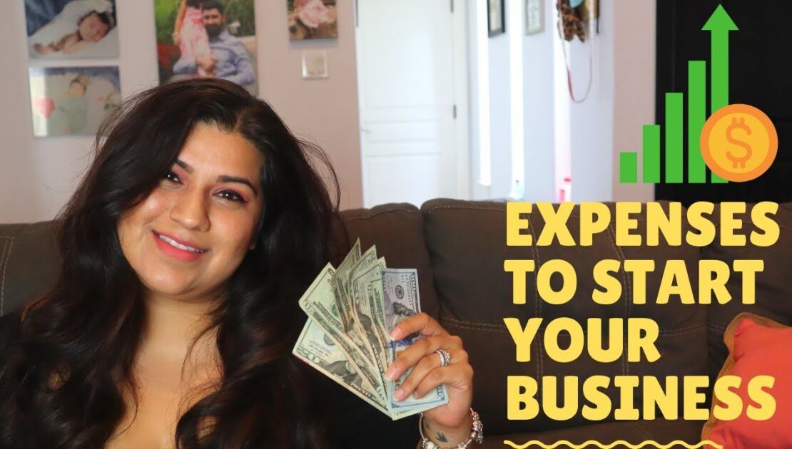 Startup Expenses Entrepreneurship and Budgeting to Start a Business