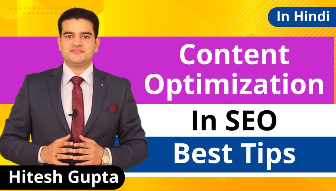 How To Do Content Optimization In Seo | How To Write Quality Content For Your Website | On Page Seo
