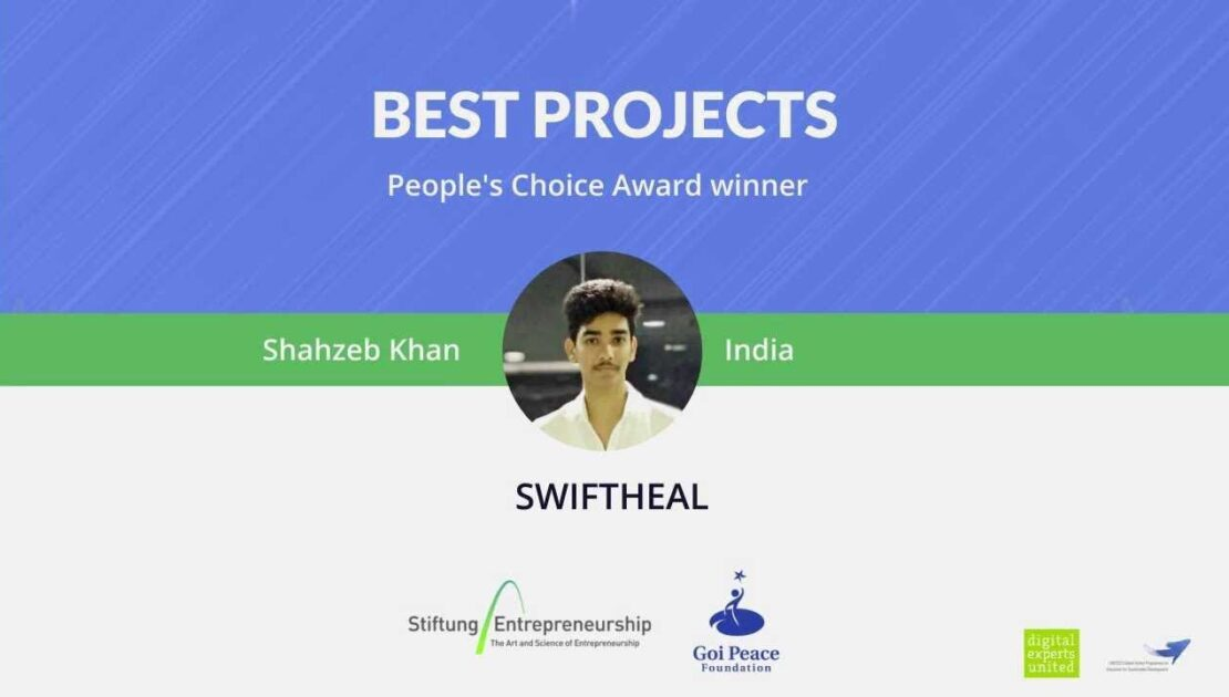 Winners of the 2018 Youth Citizen Entrepreneurship Competition