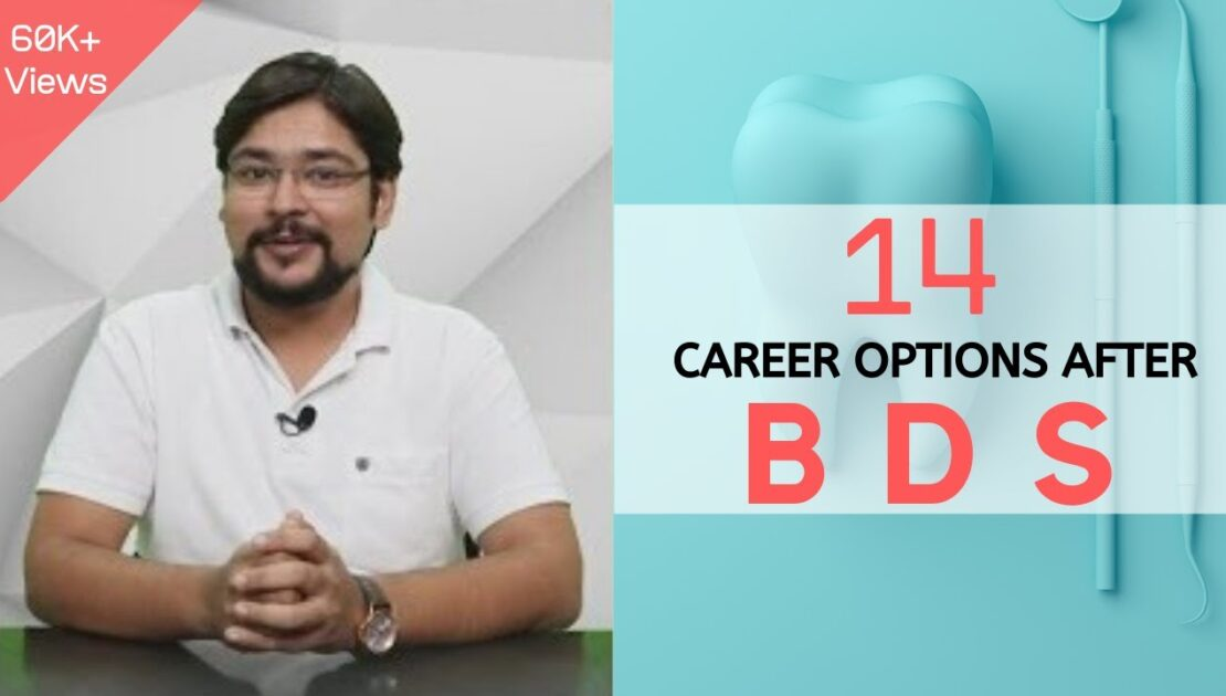 What After BDS - Career Options After BDS | Scope After BDS