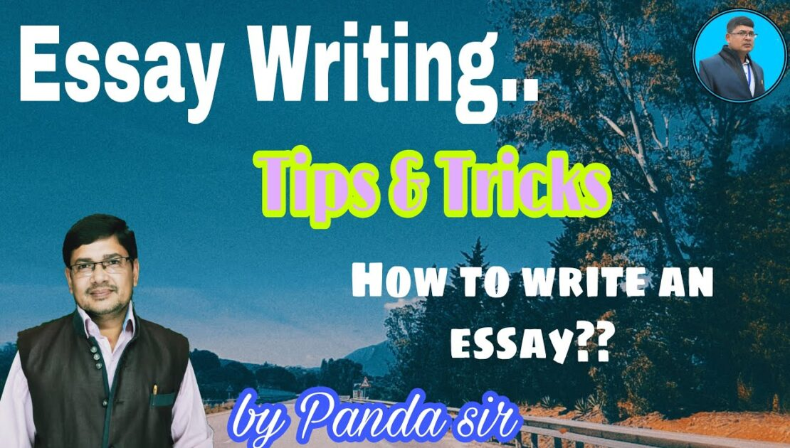 Essay writing ll article writing in English ll tips and tricks... MASTER OF ENGLISH..Panda sir