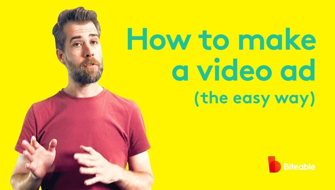 How to make video ads (the easy way)