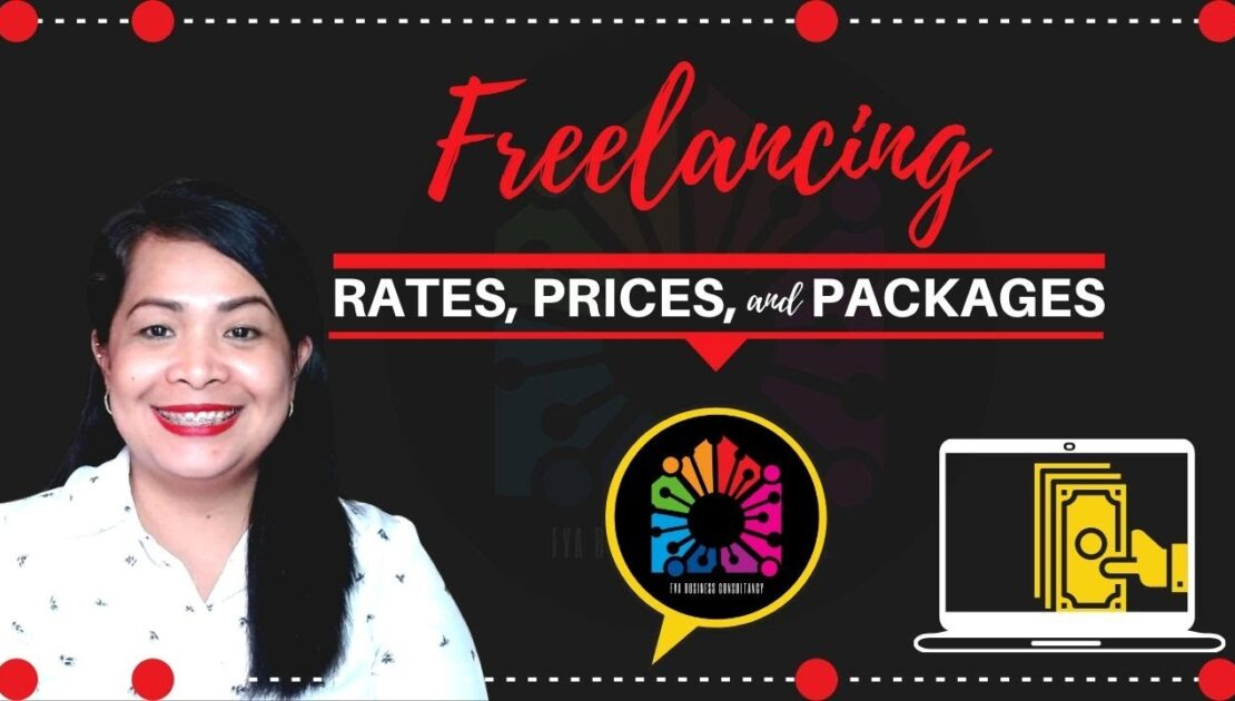 Guide: Freelancing Rates, Prices and Packages | FVA Business Consultancy