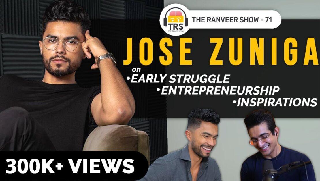 @Teachingmensfashion On Early Struggles, Hustle Culture and Entrepreneurship | The Ranveer Show 71