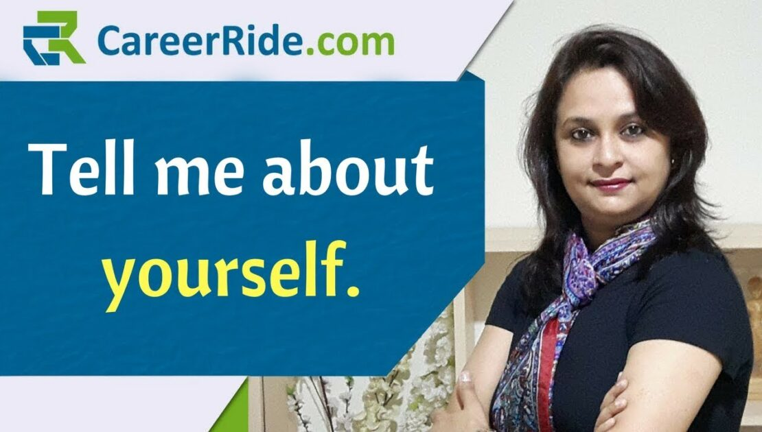 Tell me about yourself - Sample answers for Freshers and Experienced candidates