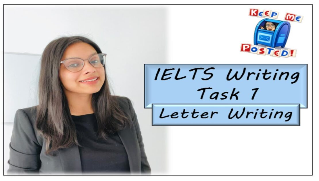 IELTS Writing Task 1 : General | Letter Writing| Tips and tricks to ace Writing Task 1