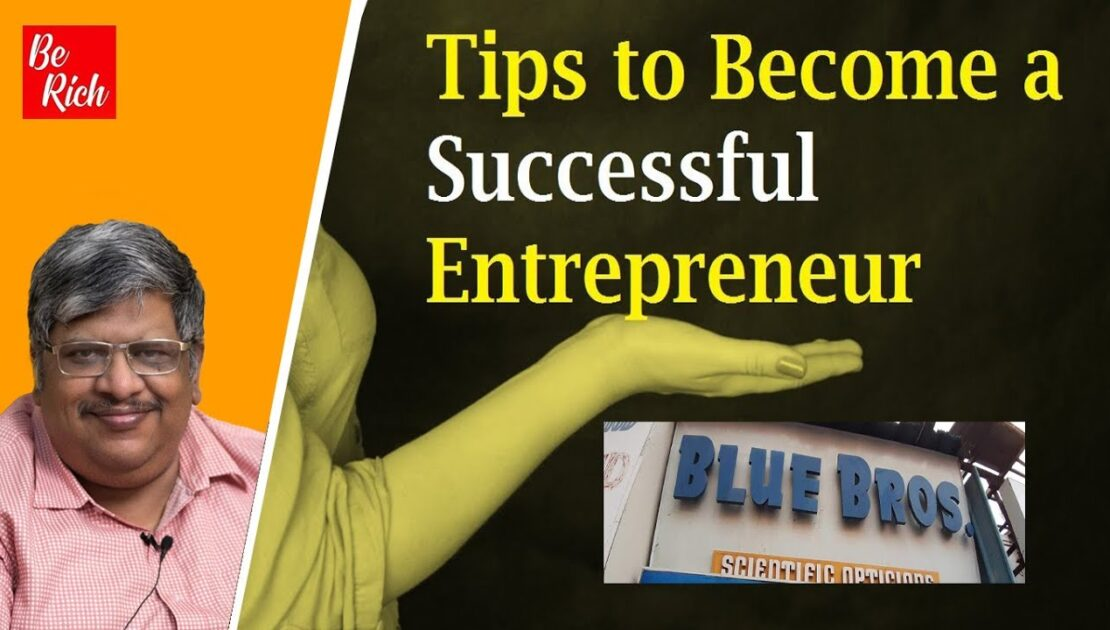 5 Steps to be a Successful Entrepreneur / Businessman | Anand Srinivasan