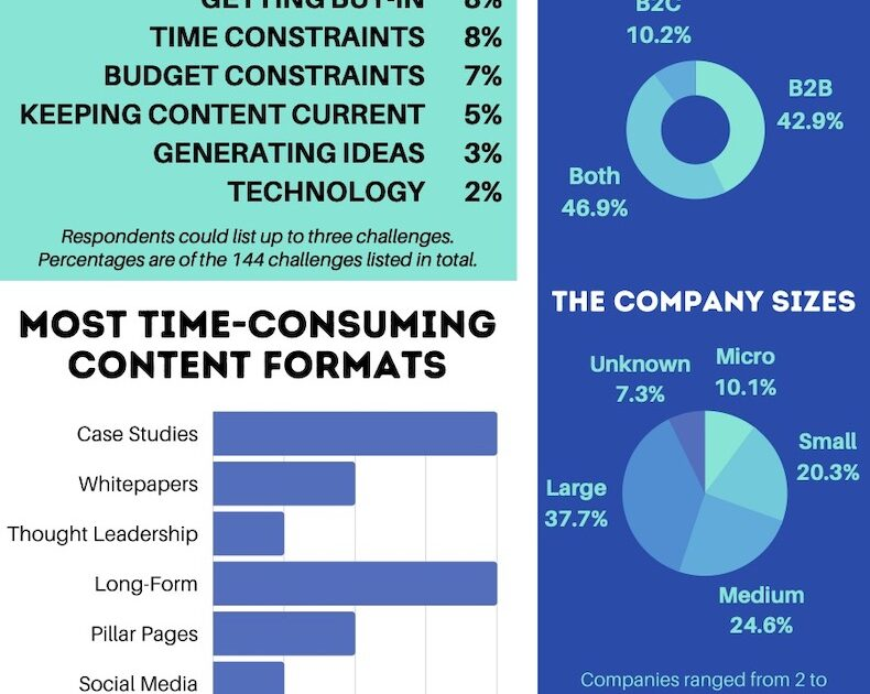 Content Managers' Top Frustrations | Marketing Infographic