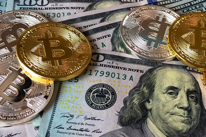Exchange Bitcoin for USD