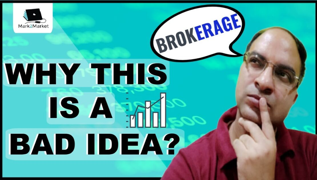 Bad Idea I Why Brokerage based Consulting or Advising is Bad for Everyone?
