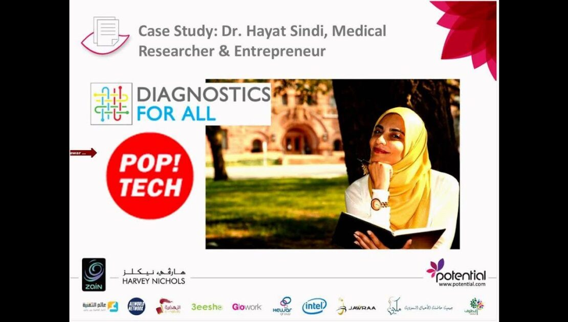 Hadafi Program, The First Complete Webinar About Entrepreneurship & Innovation