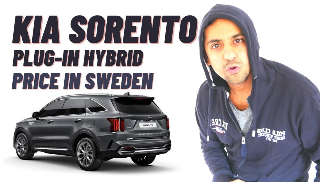 Kia Sorento price with Plugin Hybrid in Sweden - By Tashify