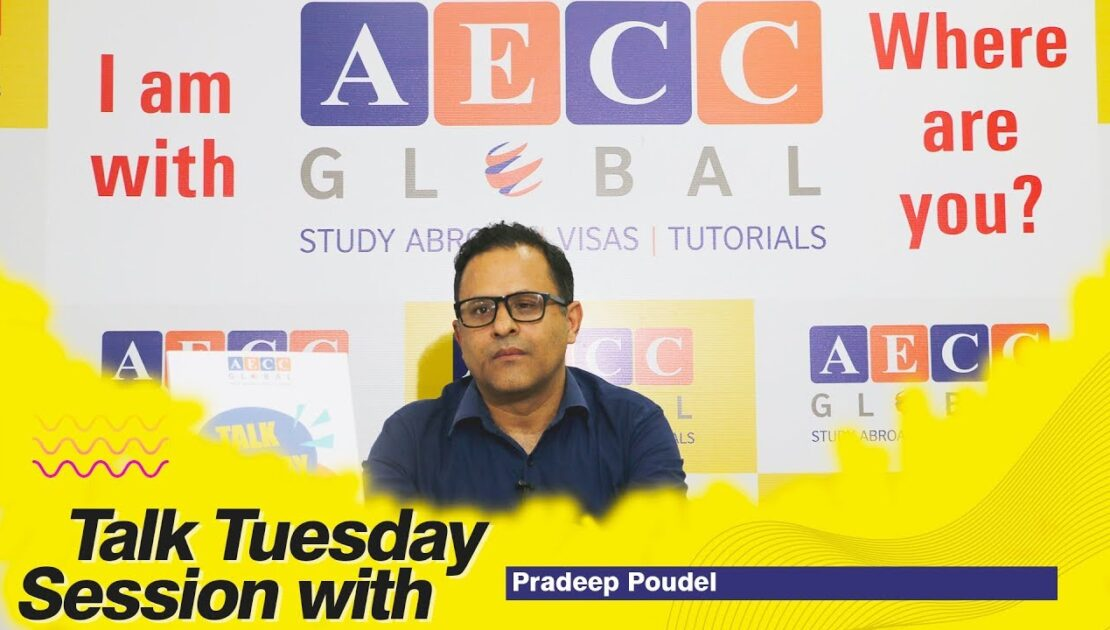Study Abroad | ENGLISH TEST PREP with AECC Global Nepal