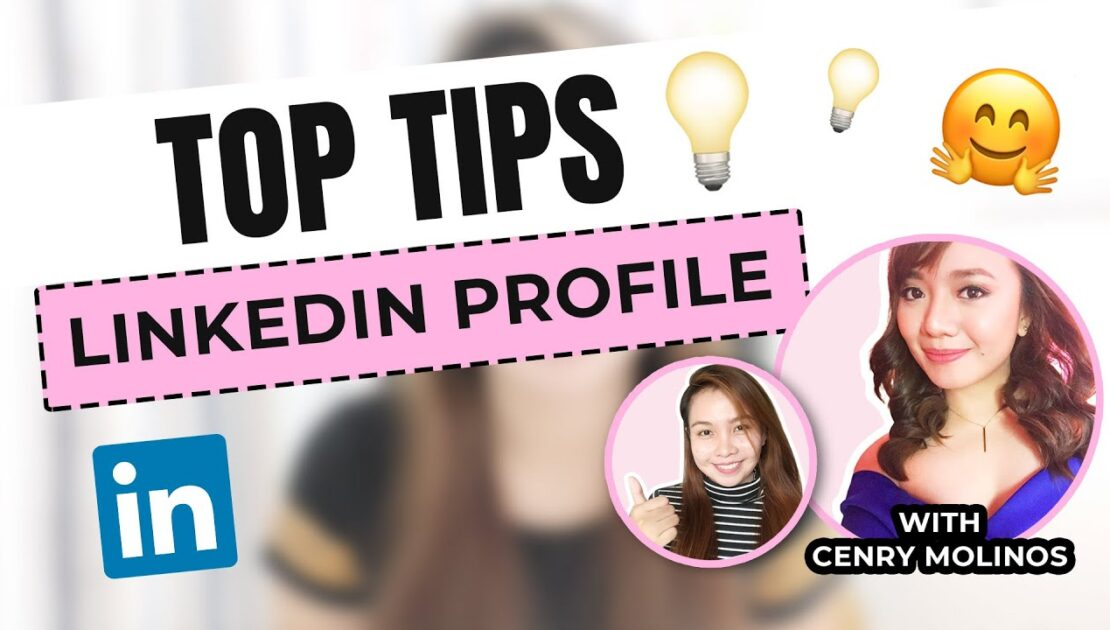 HOW TO CREATE AND OPTIMIZE LINKEDIN PROFILE | TOP TIPS for VIRTUAL ASSISTANTS [CC English Subtitle]