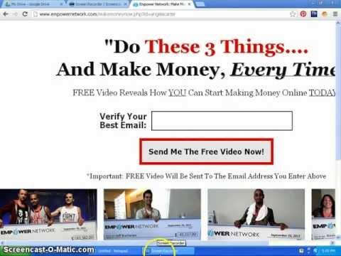 Internet Marketing Tips: 3 Easy Steps to Make Money Online