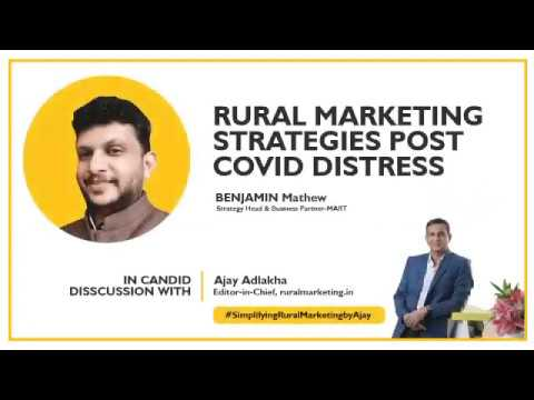 Rural Marketing Strategies Post Covid decoded