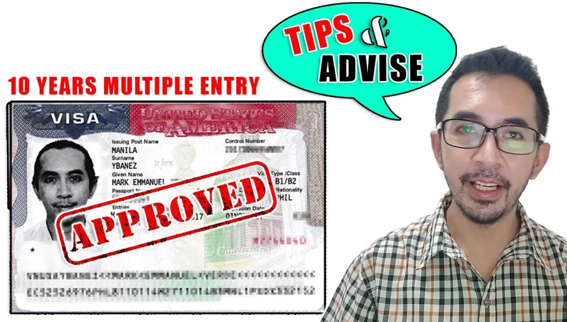 US Tourist Visa Application in the Philippines | Interview and Tips (Approved for B1/B2)
