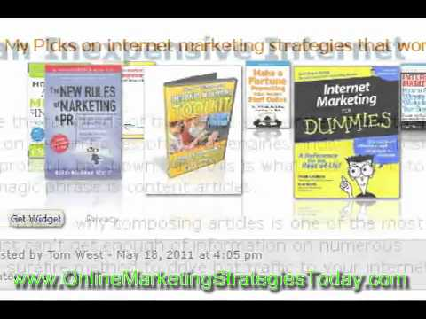 Online Marketing Strategies Today