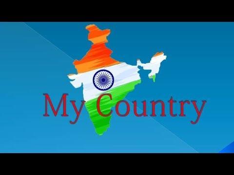 My Country //Writing English Essays //English Speaking Skills