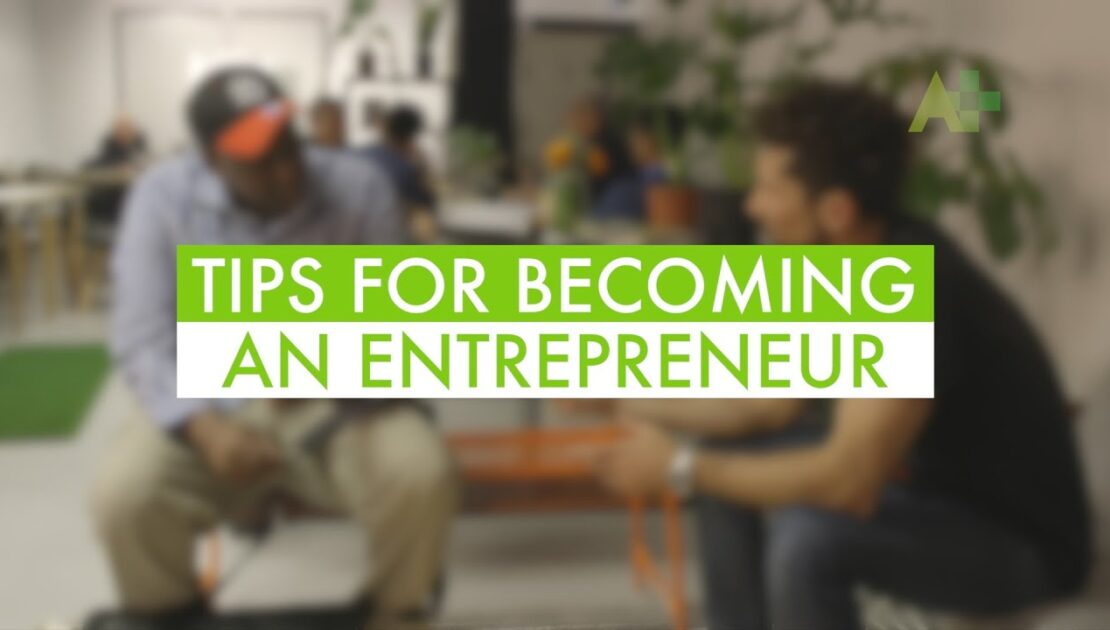 Tips for becoming an entrepreneur - Australia Plus