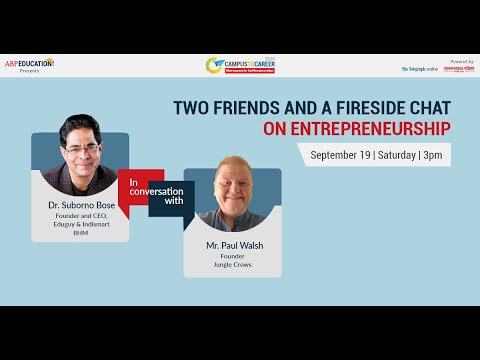 How Successful Entrepreneurs Think? Fireside Chat On Entrepreneurship | ABP Education