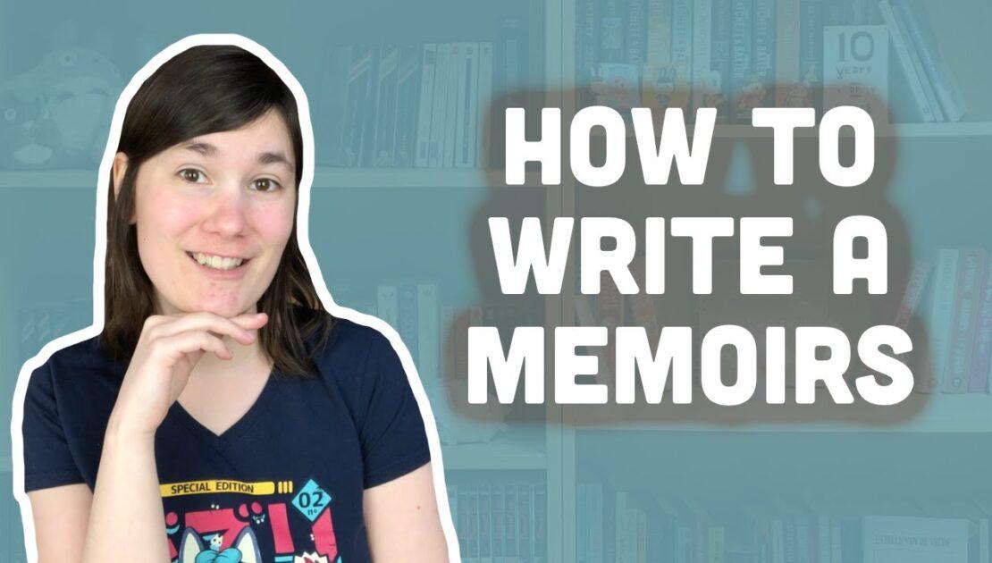 How to start writing nonfiction   Writing a memoir