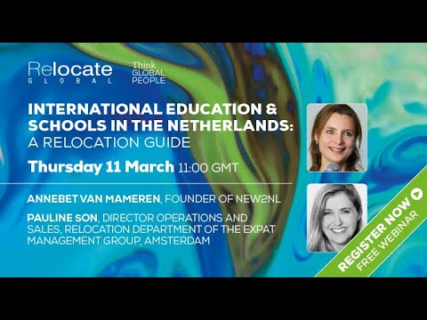 International education and schools in the Netherlands: A relocation guide