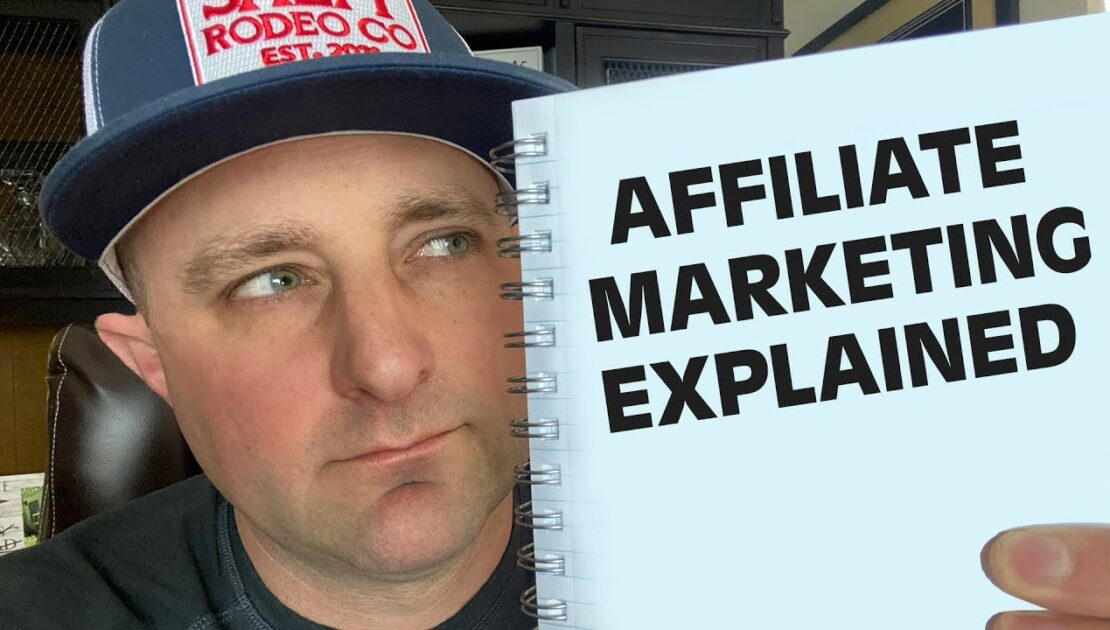 Affiliate Marketing for Beginners (Explained In Plain English)