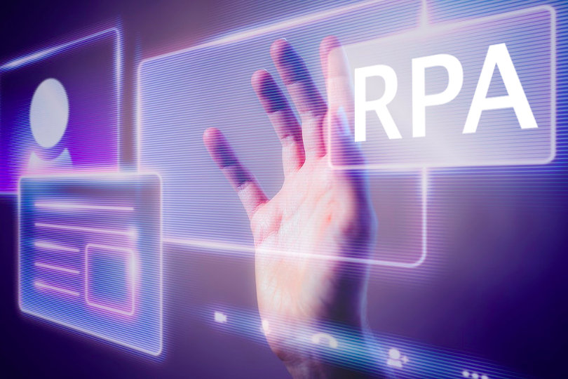 RPA for various industries