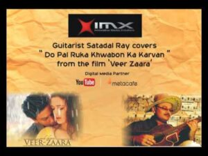 Guitarist Satadal Ray Covers ' Do Pal Ka ' from the film 'Veer Zara'.
