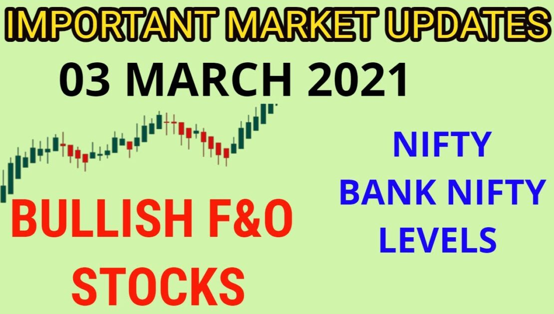 BANK NIFTY, NIFTY LEVELS, IMPORTANT MARKET UPDATES | Tamil Share | Stocks For Intraday Trading