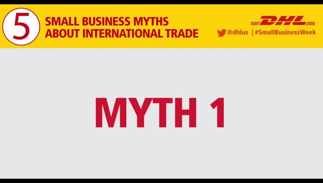 5 Small Business Myths About International Trade
